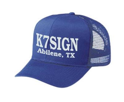 Callsign Cap - Mesh Back