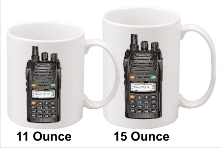 Wouxn KG-UVD1P Handy Talkie Coffee Mug
