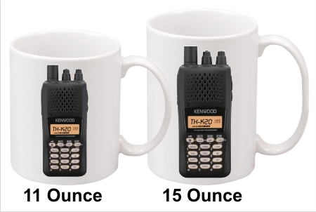 Kenwood TH-K20 Handy Talkie Coffee Mug
