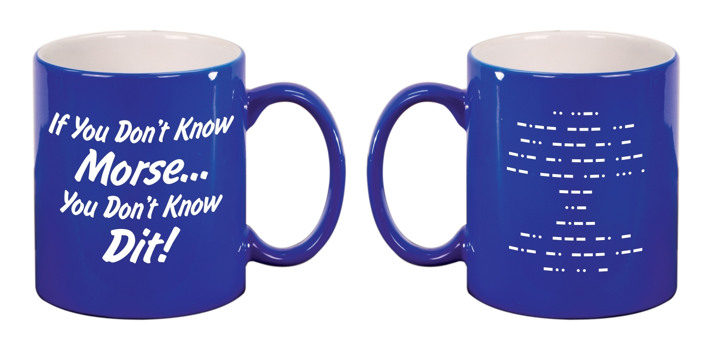 CW Coffee Mug - You Don't Know Dit!