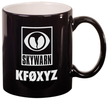 Skywarn Callsign Coffee Mug